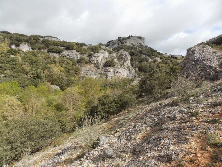 Valle diapírico de Los Piscárdanos