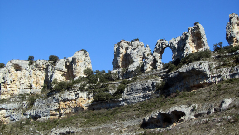 Hoces del Ebro